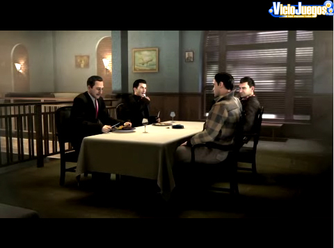 Primer Vistazo: Mafia II
