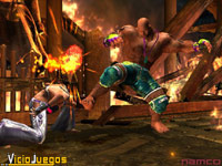 Avance de Tekken 5: ¿Sucumbirá Jin al poder del Gen del Diablo?