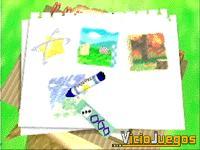 La pantalla de selección de fase rezuma originalidad