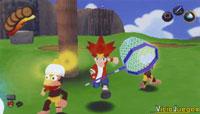 Ésta es la primera imagen que Sony mostró de Ape Escape P en la anterior edición de la E3.