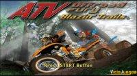Avance de ATV Offroad Fury: Blazin' Trails: ¡Cuidado con los baches!