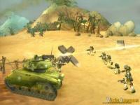 """""""Battalion Wars"""" será un juego de estrategia en tiempo real con fuertes dosis de acción y aventura"""
