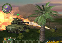 El apartado gráfico reproducirá con eficacia grandes batallas campales con gran cantidad de efectos