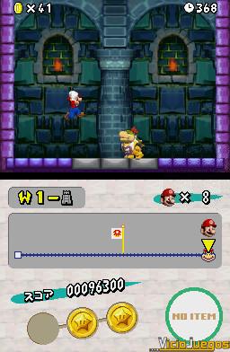 Impresiones Jugables: New Super Mario Bros
