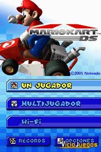 Análisis de Mario Kart DS para NDS: ¡Mario vuelve sobre cuatro ruedas!
