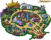 En esta parque de atracciones tendrá lugar la aventura