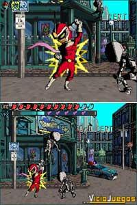 Imagen/captura de Viewtiful Joe: Double Trouble! para Nintendo DS