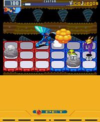 Este título seguirá el estilo impuesto por el resto de Megaman Battle Network