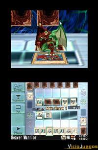 Las animaciones de los monstruos son bastante decentes, aunque Nintendo DS puede dar más de sí
