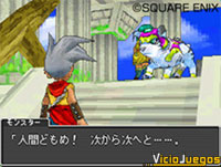 Avance de Dragon Quest Monsters: Joker: Capturando monstruos fuera de Sinnoh