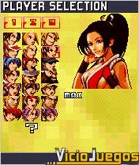 Mai Shiranui tiene un buen par de razones para ser una gran luchadora: su rapidez y ligereza.