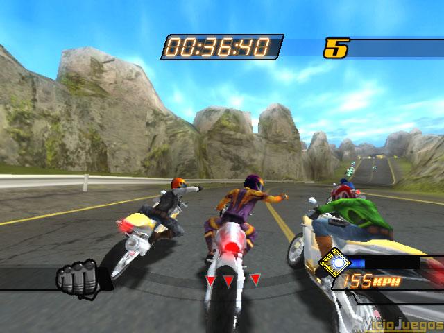 Mountain bike adrenaline usa ps2cd start2