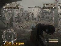 El francotirador en su misión más divertida
