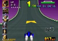 Los turbos ayudarán mucho a coger velocidad.