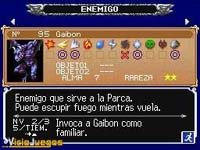 Imagen/captura de Castlevania: Dawn of Sorrow para Nintendo DS