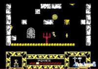 Imagen/captura de Phantomas 2 para Amstrad