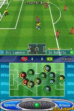 Primer Vistazo: Pro Evolution Soccer 2007