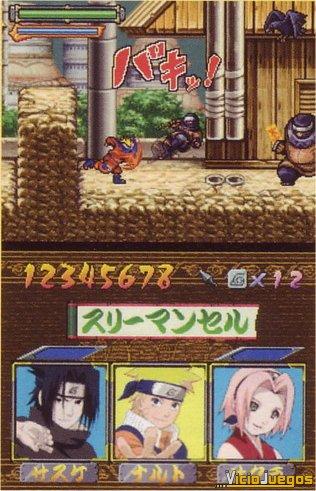 Naruto se adentra en el mundo t�ctil