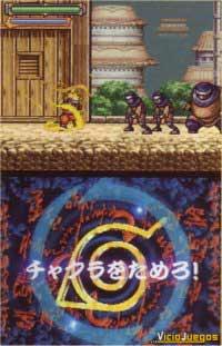 Imagen/captura de Naruto Saikyou Ninja Daikesshu 3 para Nintendo DS