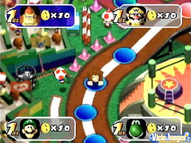 La segunda fiesta de la mascota de Nintendo