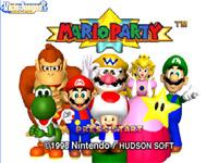 Mario Party, un juego en el que los minijuegos son la base.