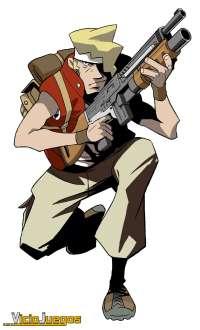 Marco, eterno protagonista de la saga, mostrado en todo su esplendor