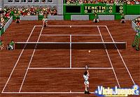 Imagen/captura de Pete Sampras Tennis para Mega Drive