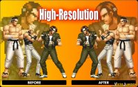 Avance de The King Of Fighters '94 Re-Bout: Redibujando un clásico atemporal