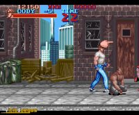 Imagen/captura de Final Fight para Super Nintendo