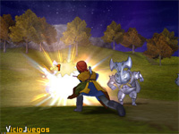 Imagen/captura de Dragon Quest: El periplo del rey maldito para PlayStation 2