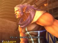 Imagen/captura de Dirge of Cerberus: Final Fantasy VII para PlayStation 2