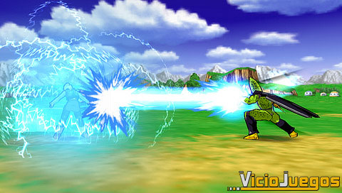 Primer Vistazo: Dragon Ball Z: Shin Budokai