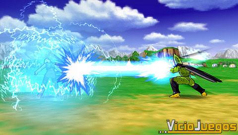 Primer Vistazo: Dragon Ball Z: Shin Budokai