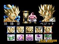 Diez personajes disponibles totalmente diferentes