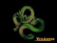 La secuencia de introducción muestra al dragón Shenron
