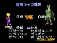 La plantilla la conforman 10 integrantes del mundo de Dragon Ball. Cada uno tiene sus pros y contras
