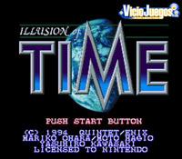 """El juego se llamó """"Illusion of Gaia"""" en EEUU"""