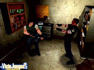 Analisis De Resident Evil Para Ss Pag 4 Uvejuegos Com