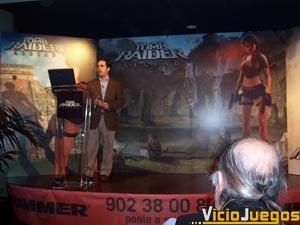 """Proein nos invitó a celebrar el X aniversario de """"Tomb Raider"""" y recibir por todo lo alto a su nueva entrega."""