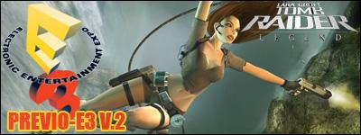 Gamepod 39 - Previo E3 V.2 & Análisis Tomb Raider: Legend
