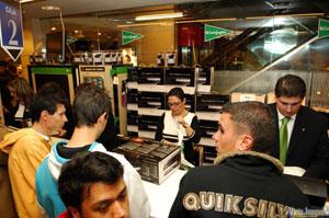 Asistimos al lanzamiento de Playstation 3 en España