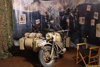 Una representación del escenario de Normandía