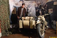 El último miembro de los Commandos, el enviado especial de VicioJuegos, David García