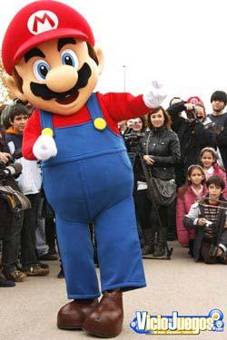 """""""It's a me, Mario!"""""""