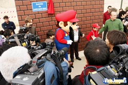 La cobertura del evento ha sido similar a la visita del Papa a España