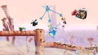 Asistimos a la presentación de Rayman Origins