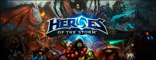 Rotación semanal de Heroes of the Storm (14/04/2015)