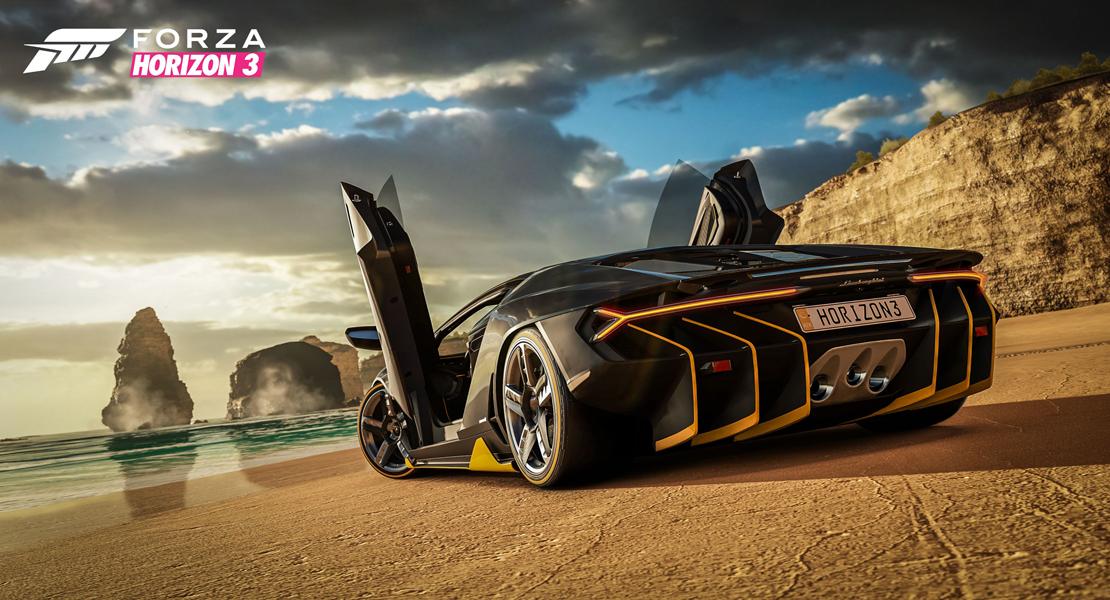 Ya está disponible la demo de Forza Horizon 3