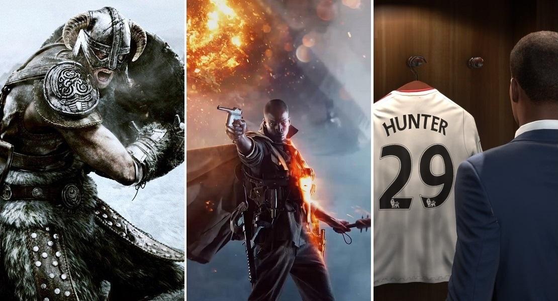 Los juegos más vendidos en UK durante la última semana (#43)