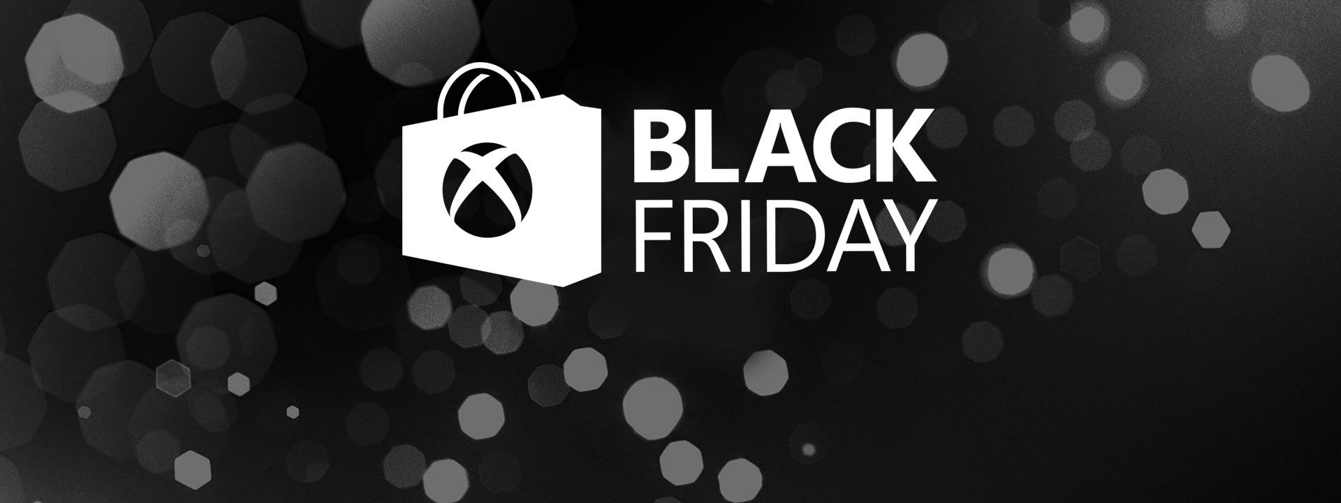 Black Friday llega a Xbox One y Xbox 360